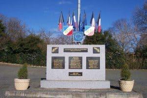 Nettoyage monument funéraire