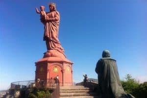 Nettoyage statue