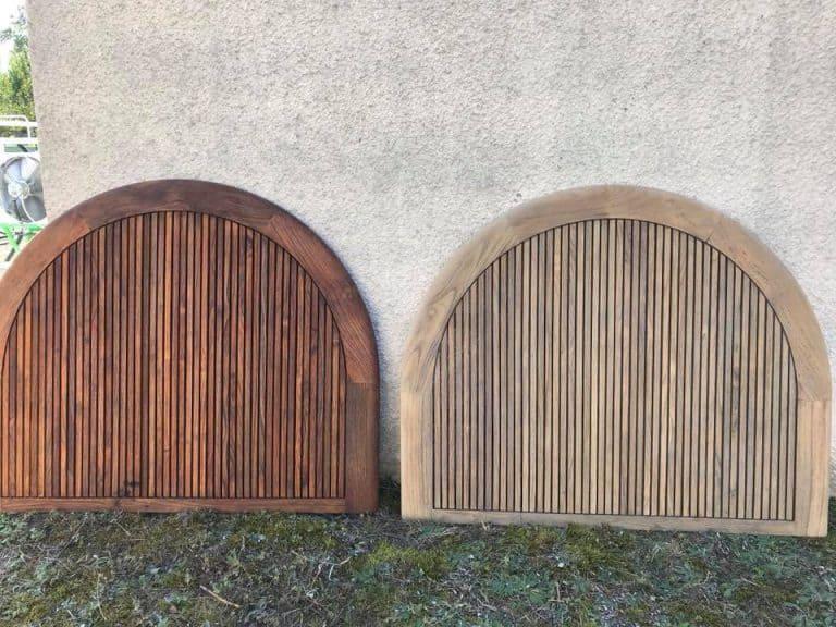 décapage meubles en bois