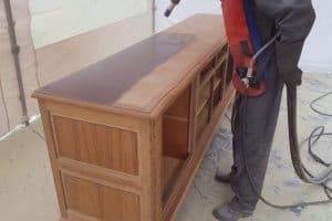 Décapage meuble ancien